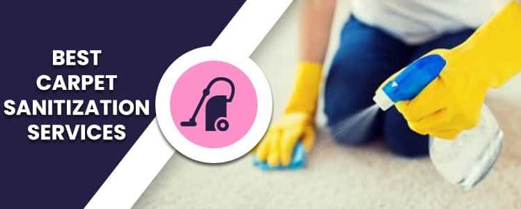 5 Benefits Of Carpet Sanitization