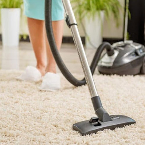 Carpet Vacuuming Cleaning