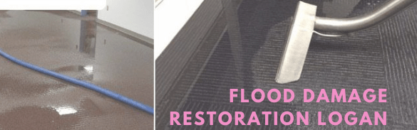 Flood damage Restoration Logan